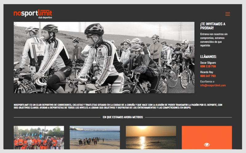 Diseño Web y SEO A Coruña - NoSprotLimit (NSL)
