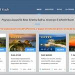 Ejemplo de página web e-commerce