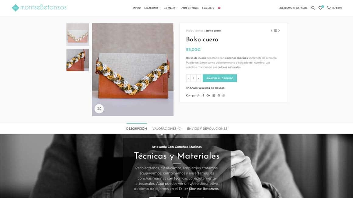 Diseño de tienda online ágil y práctica